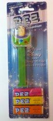 PEZ Disney's Toy Story Buzz Lightyear introduced 2006 cardback retired