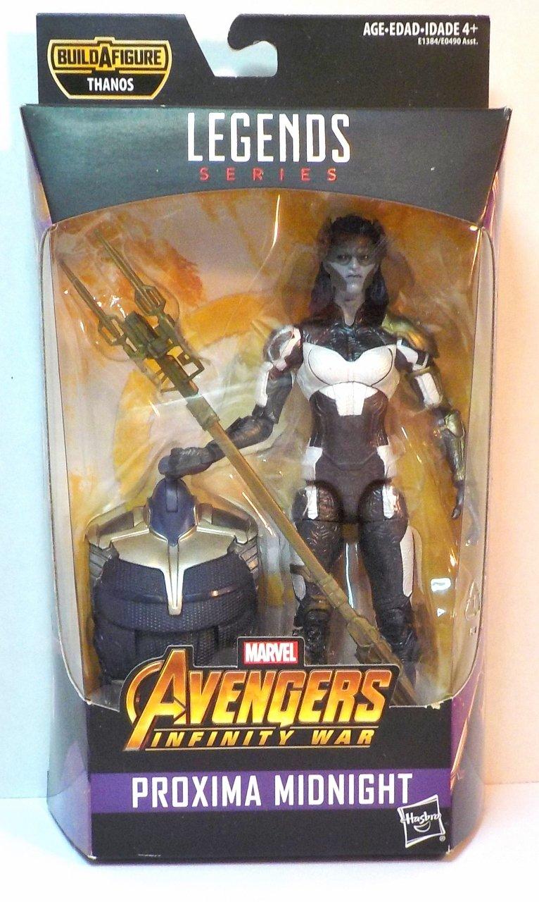 Marvel Legends Avengers BAF Thanos