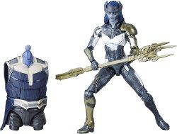 Marvel Legends Avengers Proxima Midnight Infinity War BAF Thanos figure