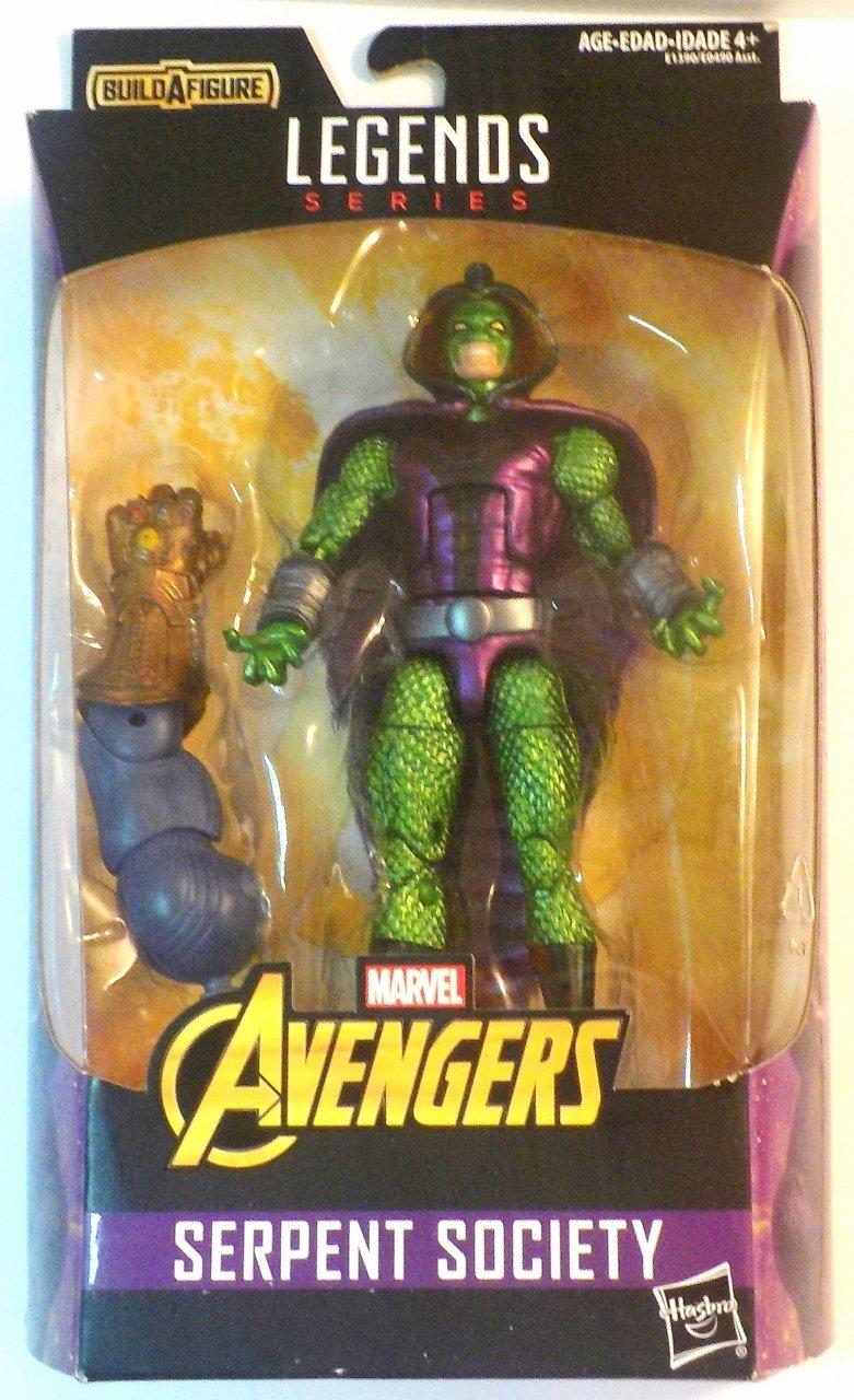 Marvel Legends Avengers Infinity War BAF Thanos