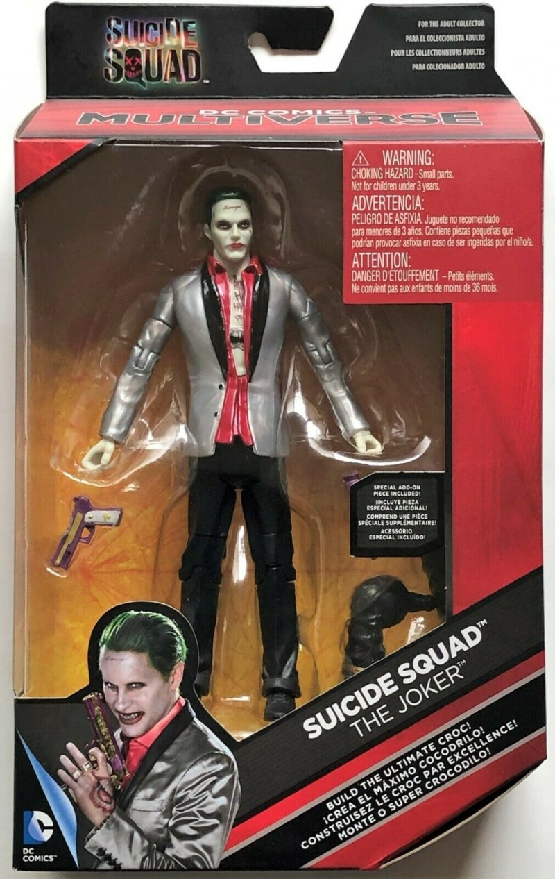 DC Comics Multiverse Suicide Squad