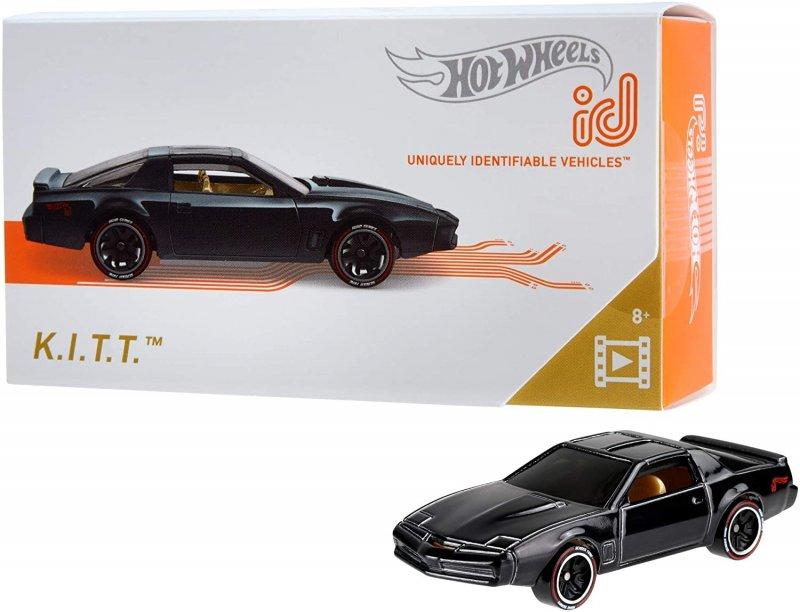 Pontiac Trans Am Firebird from Knight Rider TV series