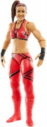 WWE Bayley Action Figure Series 93 with red outfit 2018