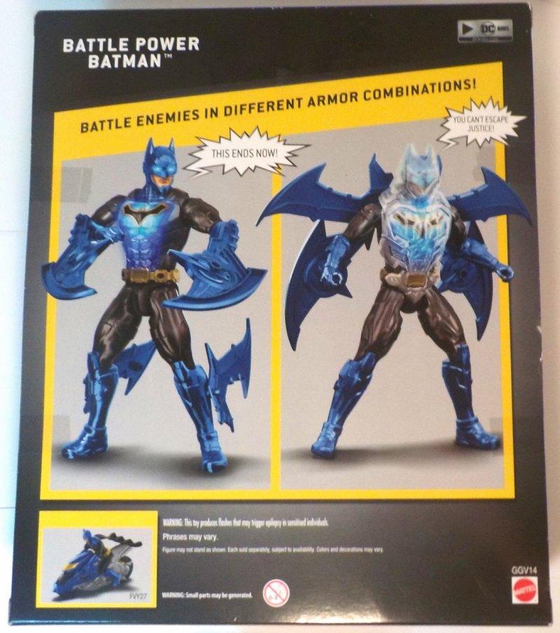 Battle Power Batman 12