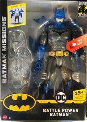 '.DC Comics Batman Missions.'