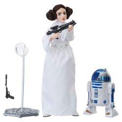'.Princess Leia & R2-D2.'