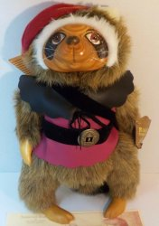 Raikes The Good Company Sherwood Forest Collection Robin Raccoon 1989