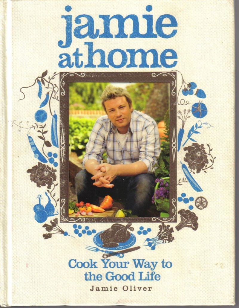 Jamie at home, джейми дома, jamie oliver, cookery, книги на других языках, 978-0-7181-5243-7, 9780718152437