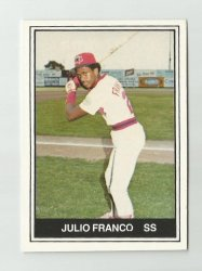 1982 Oklahoma City 89ers TCMA #11 Julio Franco