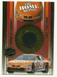2002 Press Pass Hot Treads #HT5 Tony Stewart's Car/2300