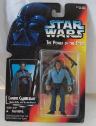 Star Wars Power of the Force Lando Calrissian Action Figure