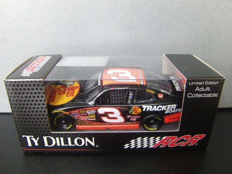 Action Lionel 1:64 Ty Dillon #3 Bass Pro Shops 2014 Chevrolet Camaro
