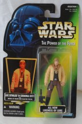 Star Wars Power of The Force Luke Skywalker in Ceremional Outfit