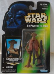 Star Wars Power of the Force Collection 2 Momaw Nadon Hammerhead