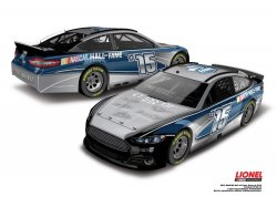 Action Lionel 1:24 NASCAR Hall of Fame Class of 2015 Diecast
