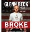 Image 0 of Broke by Glenn Beck Audio Book on CDs Abridged New Factory Sealed