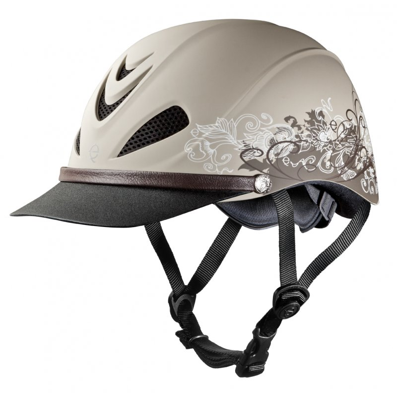 Troxel Dakota Trail Dust Equestrian Riding Helmet
