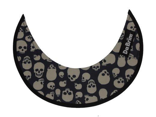 Rezzo Visor Only: Skulls