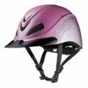 Troxel Liberty Pink Antiquus Training Helmet Dial Fit