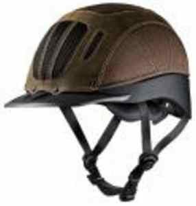 Troxel Sierra Western Helmet Brown 2014