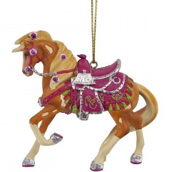 trail of the Painted Ponies Ornament
