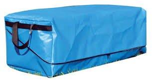 Fabri-Tech Blue Bale Bag