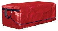 Fabri-Tech Red Bale Bag