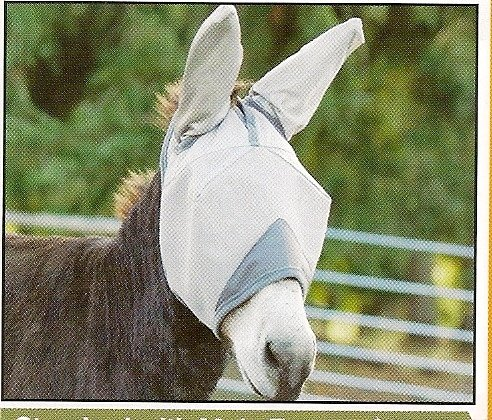 Cashel Fly Mask Mule Ears