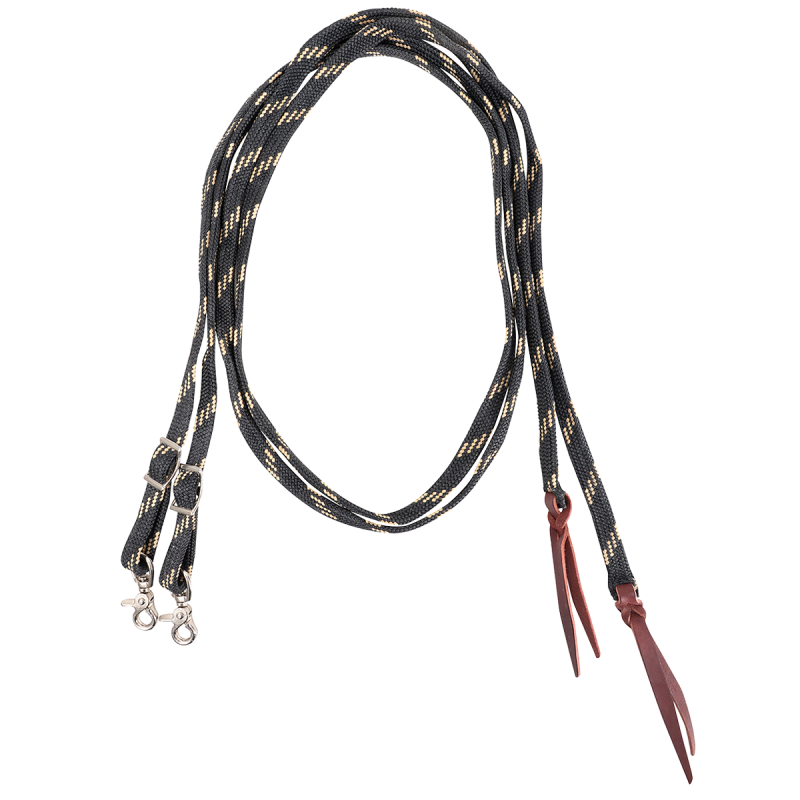 Cashel Flat Braid Split Reins