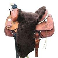 Shear Comfort Full Western Merino Wool Seat Cover