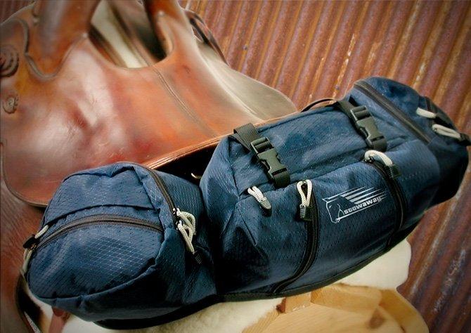 Stowaway Deluxe Cantle Bag