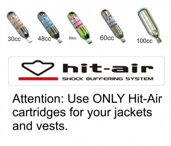Hit-Air Replacement Cartridges