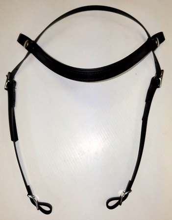 Snap on Browband/Bithanger
