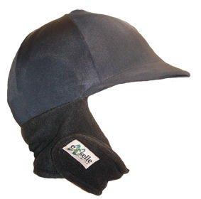 Excelle Fleece Helmet Cover Black