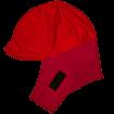 Fleece Helmet cover Red