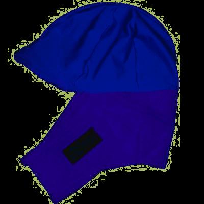 Fleece Helmet cover Purple