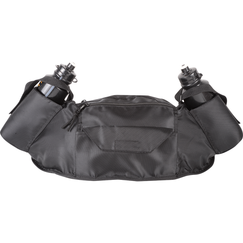 Dlx Cantle Bag Black Cashel