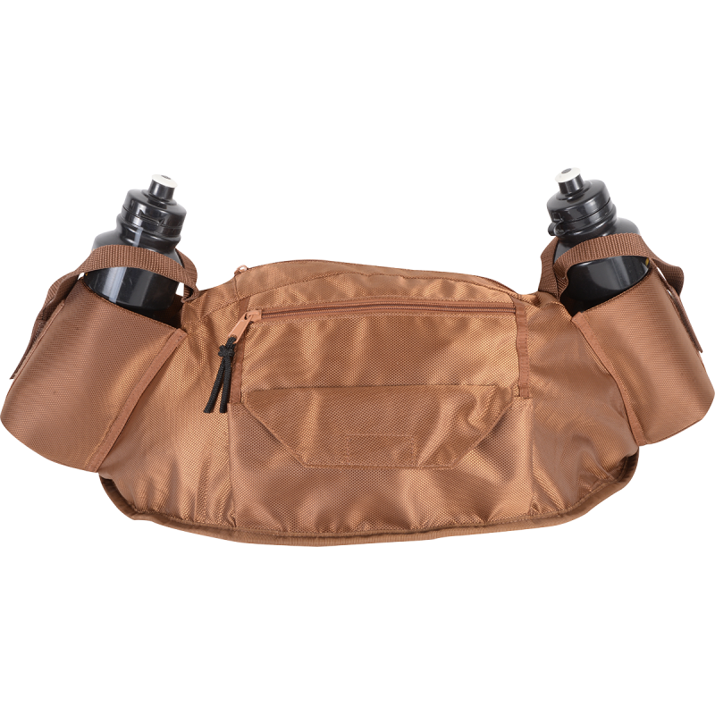 Dlx Cantle Bag Brown Cantle