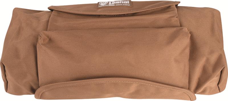 Cantle Bag with Jacket Liner (Brn)
