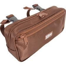 Cashel Small Pommel Bag Brown