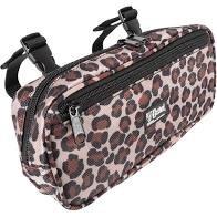 Cashel Small Pommel Bag Leopard