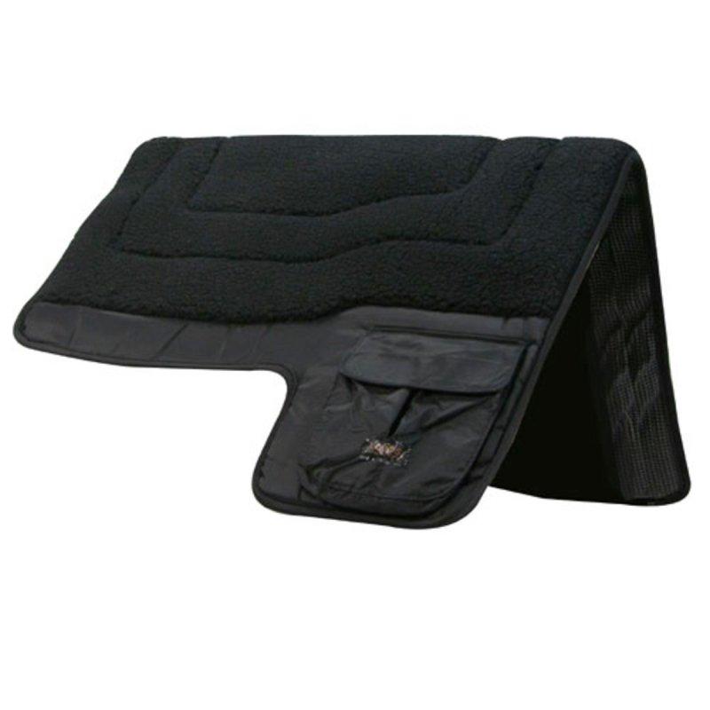 Equips Comfort Plus Western Pocket Pad Black