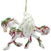 Trail of the Painted Ponies Gloria Ornament