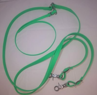 Trail Rein Jungle Green (Lime)