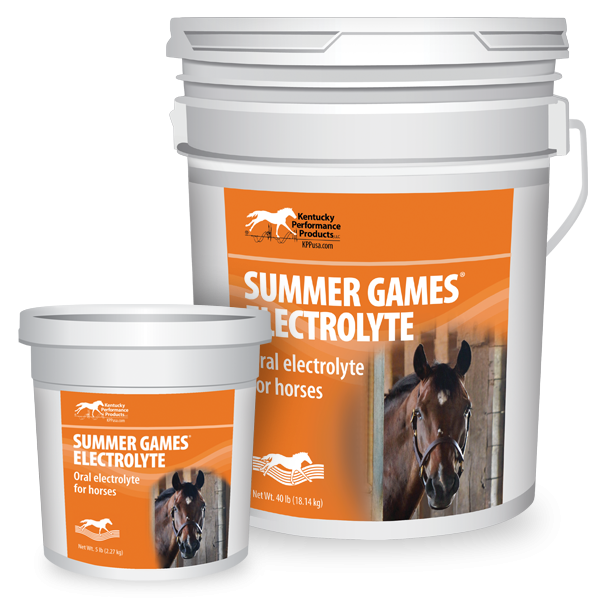 Summer Games Electrolyte Tubs