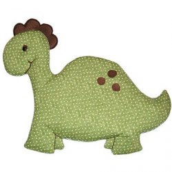 Dinosaur Growth Chart Personalized Kids Fabric Art Designs Decor Growth Charts