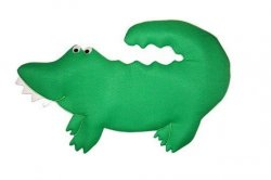 Gator Growth Chart Personalized Kids Fabric Art Designs Decor Growth Charts