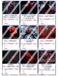 '.Spiderman Valentines #2.'