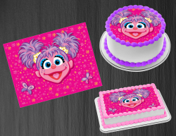 Abby Cadabby Edible Image Icing Frosting Sheet #3 Cake Cupcake Cookie Topper