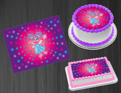 Abby Cadabby Edible Image Icing Frosting Sheet #13 Cake Cupcake Cookie Topper